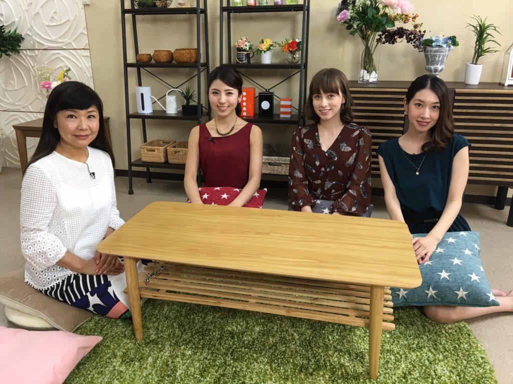 CS女性チャンネル♪「LaLa TV」に出演