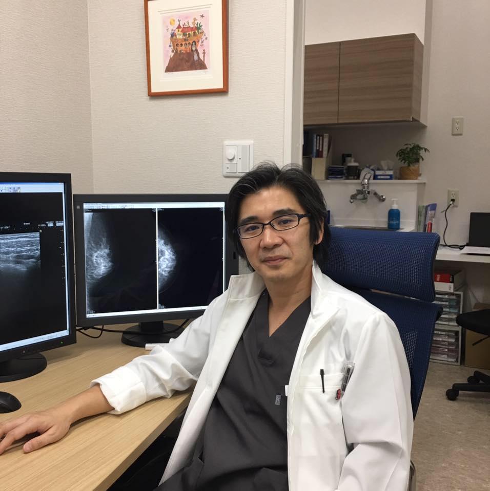 乳腺専門医の坂本正明先生