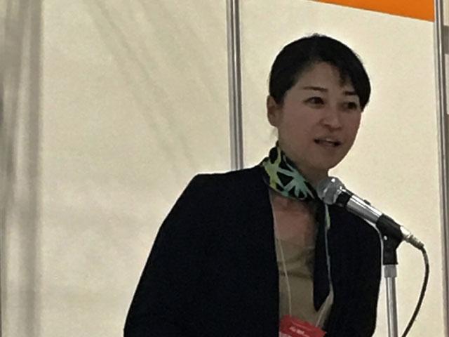 藤井千春さん