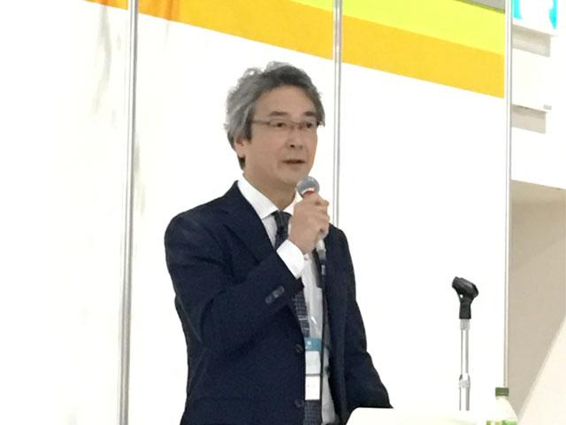 高倉伸幸先生