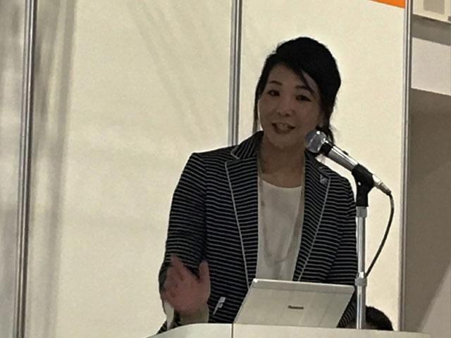 山田加奈子さん