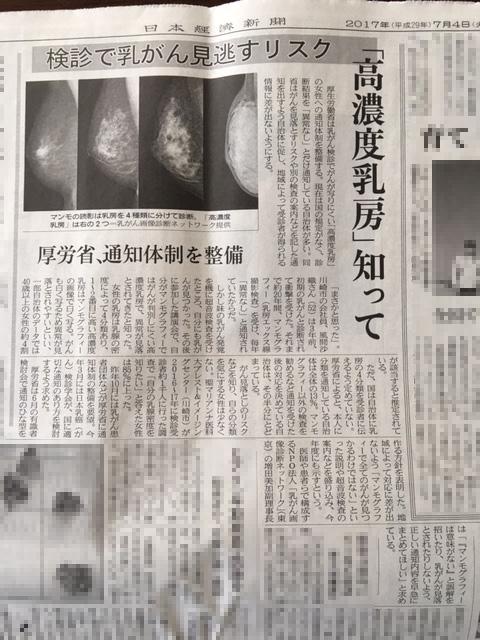 7月4日 日本経済新聞 朝刊